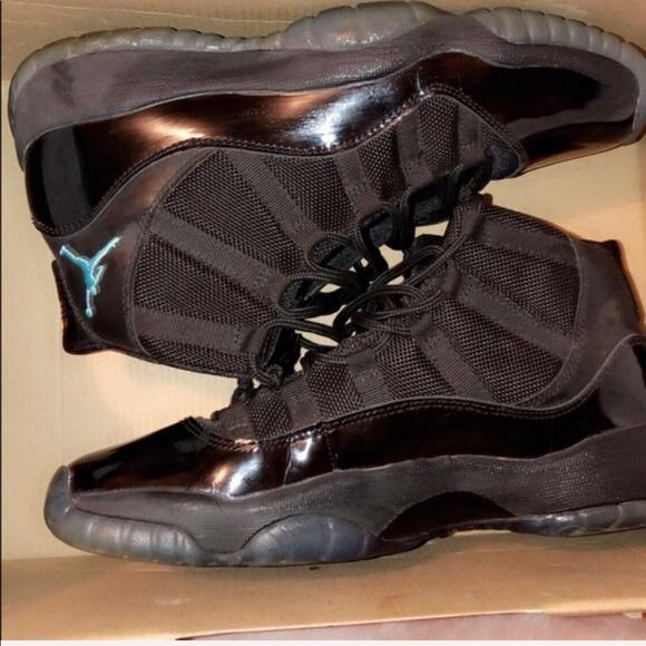 Jordan Shoes   Nike Air 11s Gamma Blue